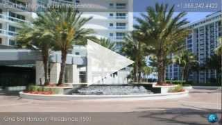 Residence 1501 at One Bal Harbour - 10295 Collins Ave, Bal Harbour, FL