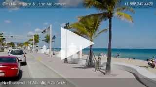 Driving Tour of Fort Lauderdale