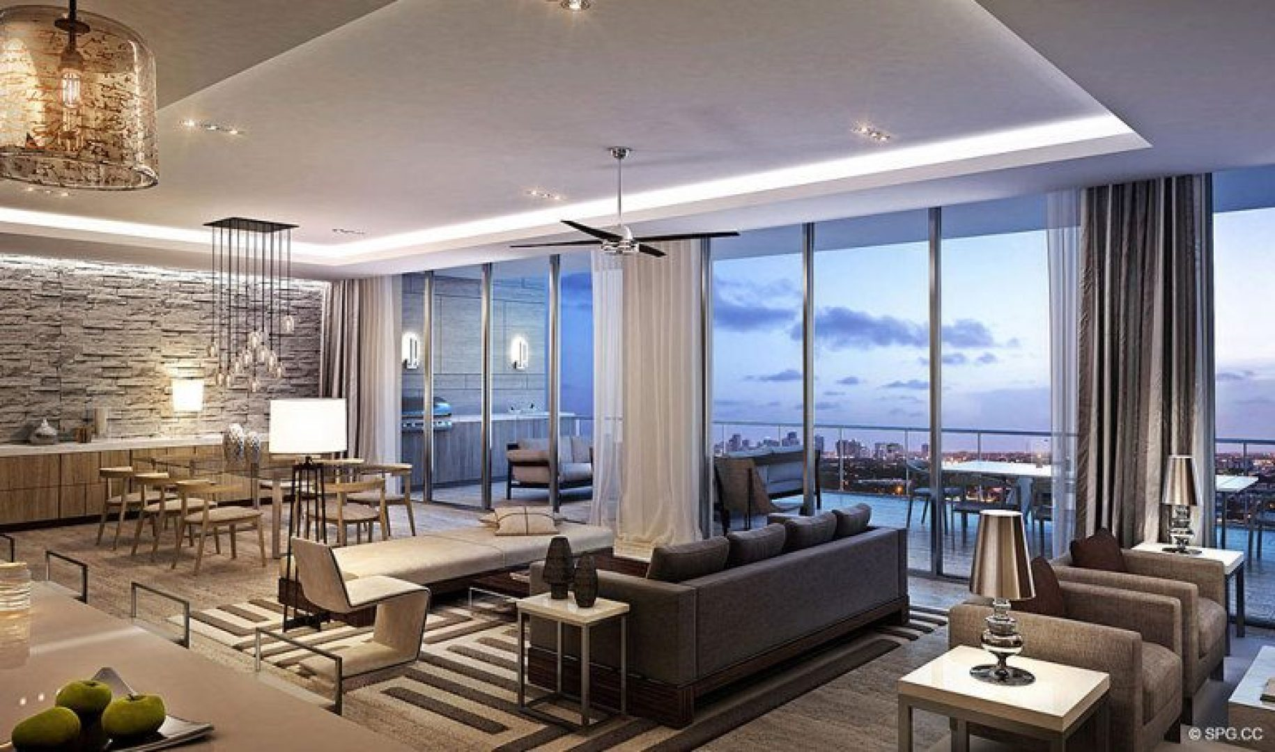 Enjoy Luxury Living at its Finest at Riva, Luxury Waterfront Condos in Fort Lauderdale, Florida 33304.