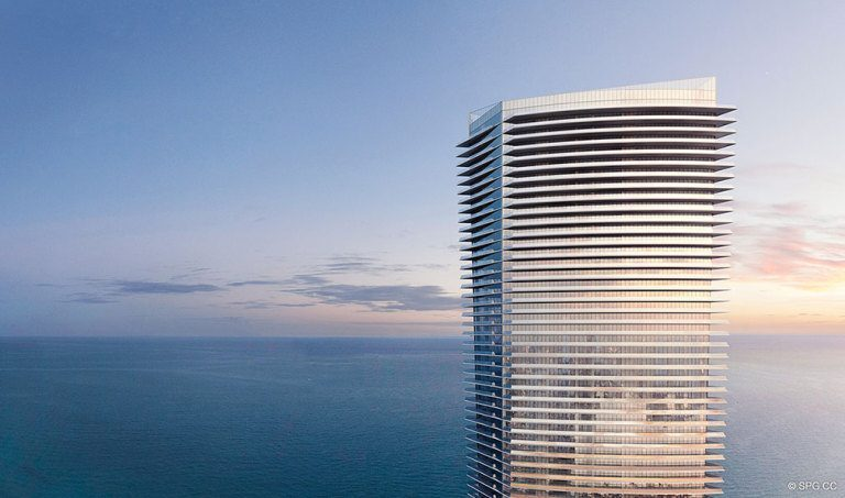 Residences by Armani Casa, Luxury Oceanfront Condos in Sunny Isles Beach, Florida 33160