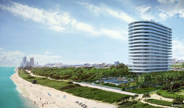 Eighty Seven Park, Luxury Oceanfront Condos in Miami Beach, Florida 33154