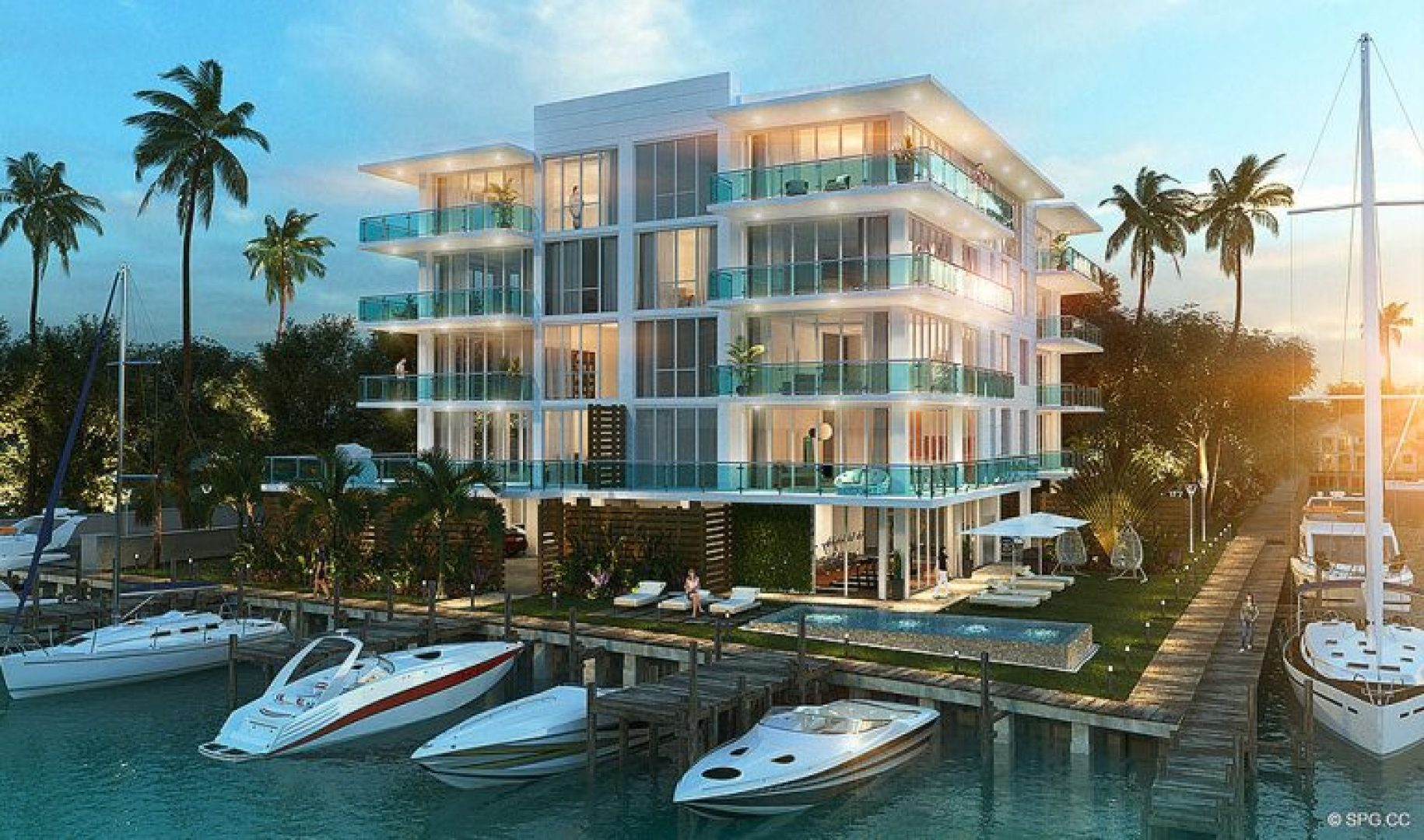 33 Intracoastal, Luxury Waterfront Condominiums in Fort Lauderdale, Florida 33306