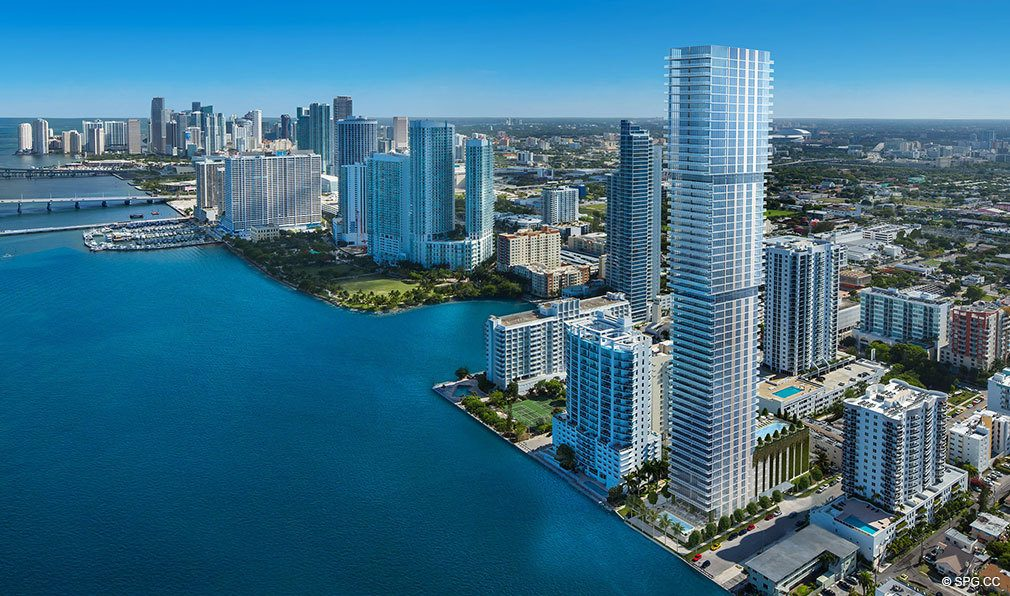 Elysee, Luxury Waterfront Condos in Miami, Florida 33137