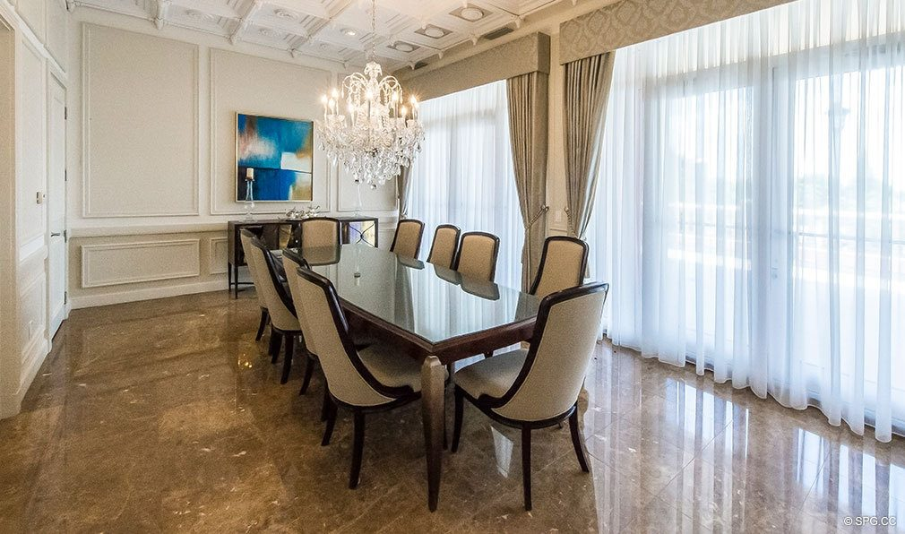 Office Meeting Room Space at The Palms, Luxury Oceanfront Condos in Fort Lauderdale 33305