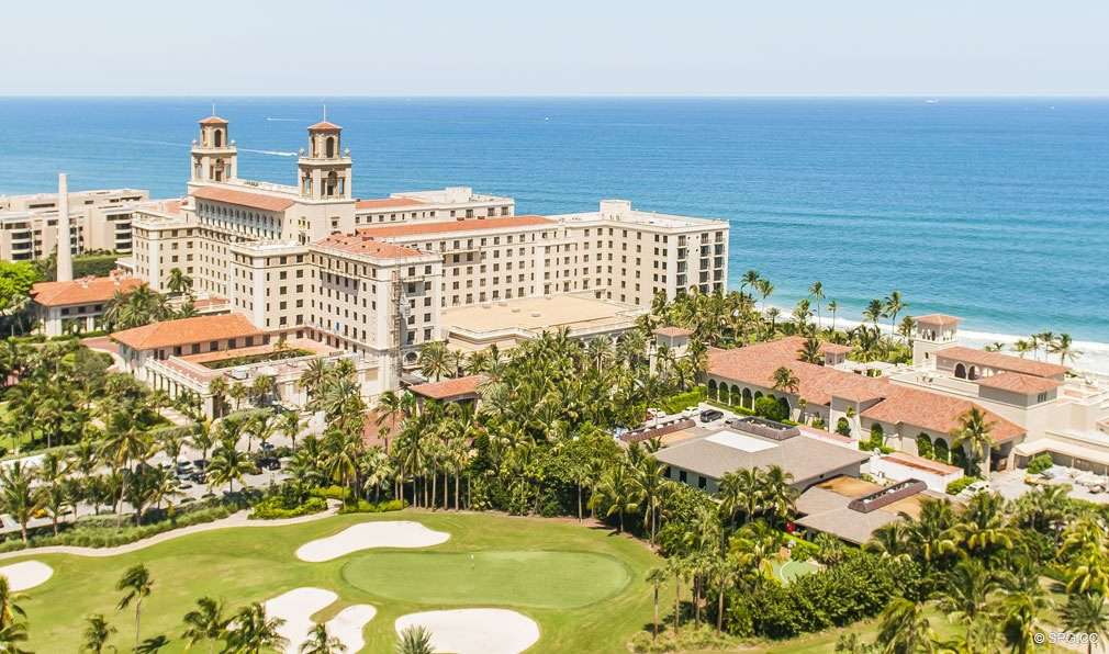 The Famed Breakers Row, Luxury Oceanfront Condos in Palm Beach, 33480