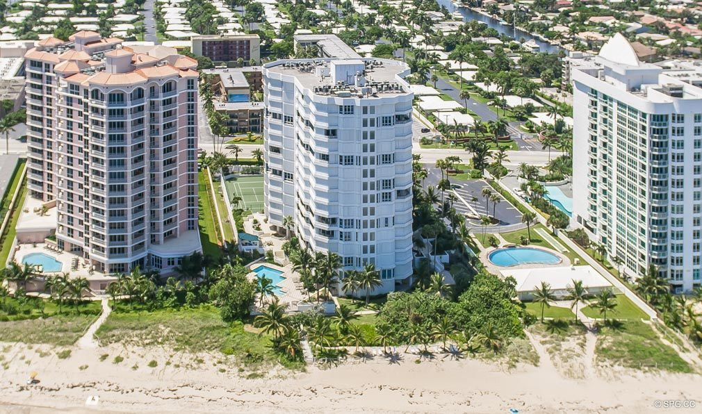 Corniche, Luxury Oceanfront Condos in Lauderdale-by-the-Sea