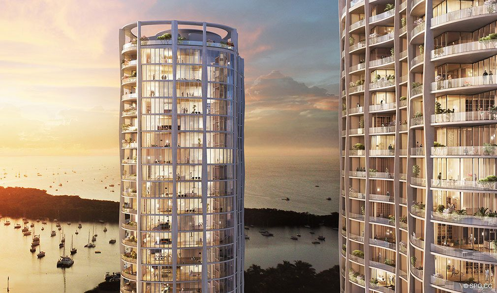 Club Residences at Park Grove, Luxury Waterfront Condos in Miami, Florida 33133