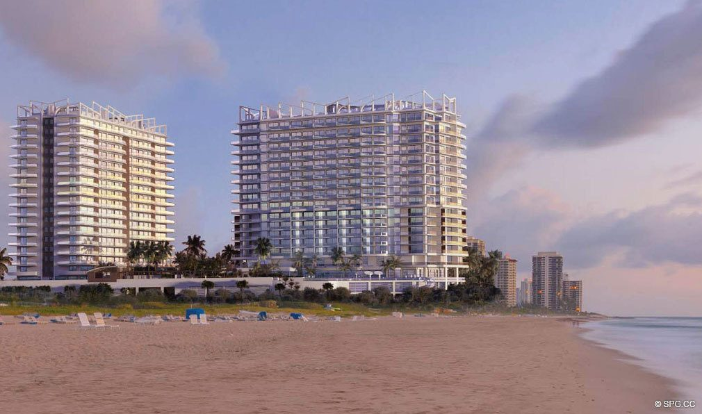 Amrit Ocean Resort and Residences, Luxury Oceanfront Condos on Singer Island, Florida
