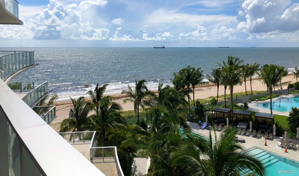 View Photos from Auberge Beach Residences, Luxury Oceanfront Condos in Ft Lauderdale