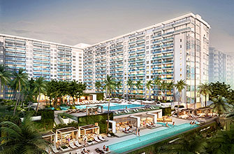 Thumbnail Image for 1 Hotel & Homes South Beach, Luxury Oceanfront Condominiums Located at 2399 Collins Avenue, Miami Beach, Florida 33139