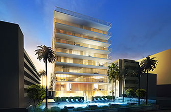 Thumbnail Image for 321 Ocean, Luxury Oceanfront Condominiums Located at 321 Ocean Drive, Miami Beach, Florida 33139
