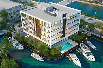 Thumbnail Image for 1800 Las Olas, Luxury Waterfront Condos in Fort Lauderdale, Florida 33301