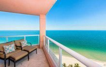 Thumbnail Image for Residence 17B, Tower II at The Palms, Luxury Oceanfront Condos in Fort Lauderdale, Florida 33305.