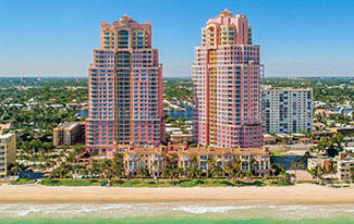 Thumbnail Image for Residence 15D, Tower II at The Palms, Luxury Oceanfront Condos in Fort Lauderdale, Florida 33305.