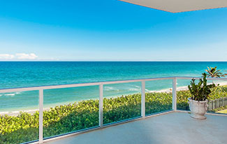 Thumbnail Image for Residence 406 at Bellaria, Luxury Oceanfront Condominiums in Palm Beach, Florida 33480.