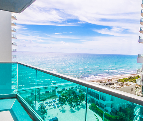 Thumbnail for Residence 14N For Sale at Sian Ocean Residence, Hollywood Beach, Florida 33019