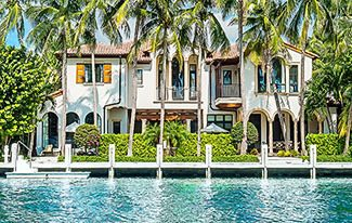 Thumbnail Image for Luxury Waterfront Home, 2536 Lucille Drive, Fort Lauderdale, Florida 33316.