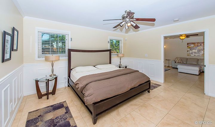 Master Bedroom in 1911 NE 56th Court, Fort Lauderdale, Florida 33308