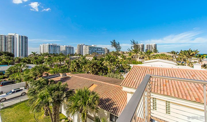Gorgeous City Views from Luxury Oceanfront Home, 2712 North Atlantic Boulevard, Fort Lauderdale, Florida 33308