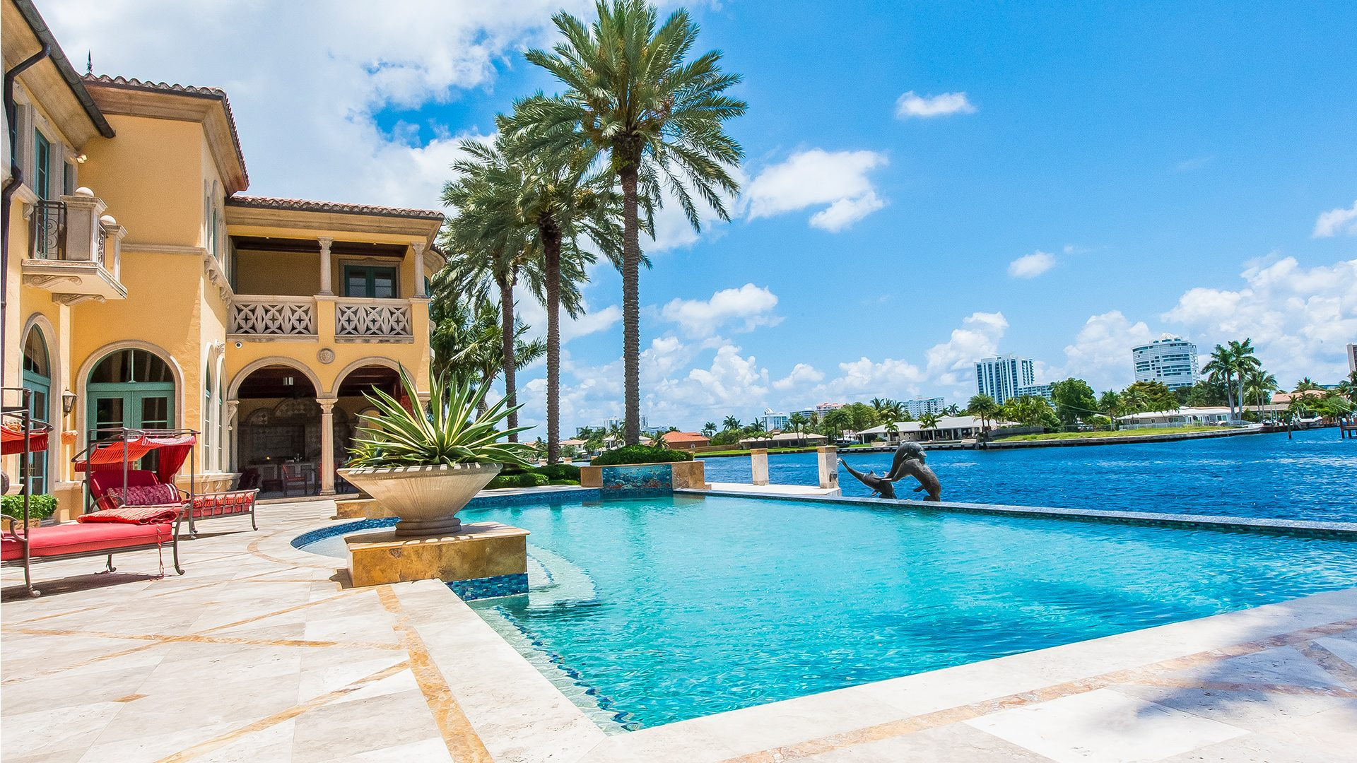 Luxury Estate Home 220 North Compass Drive, Fort Lauderdale, Florida 33308