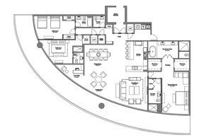 Click to View the Model A Line 1 Floorplan