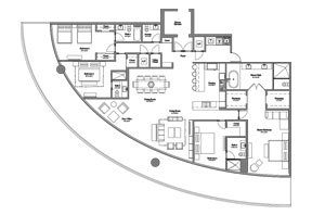 Click to View the Model C Line 1 Floorplan