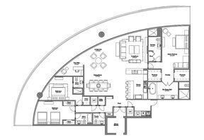 Click to View the Model A Line 2 Floorplan