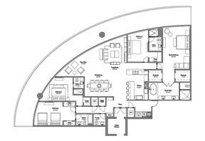 Click to View the Model C Line 2 Floorplan