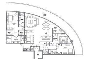 Click to View the Model A Line 3 Floorplan
