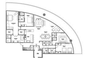 Click to View the Model C Line 3 Floorplan