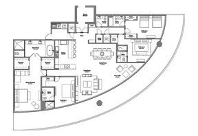 Click to View the Model C Line 4 Floorplan