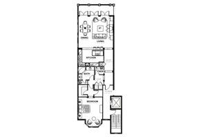 Click to View the Loft D Floorplan
