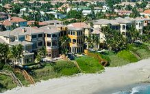 Highland Beach Luxury Waterfront Homes