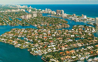 Fort Lauderdale Luxury Waterfront Homes
