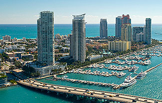 South Beach Luxury Waterfront Homes