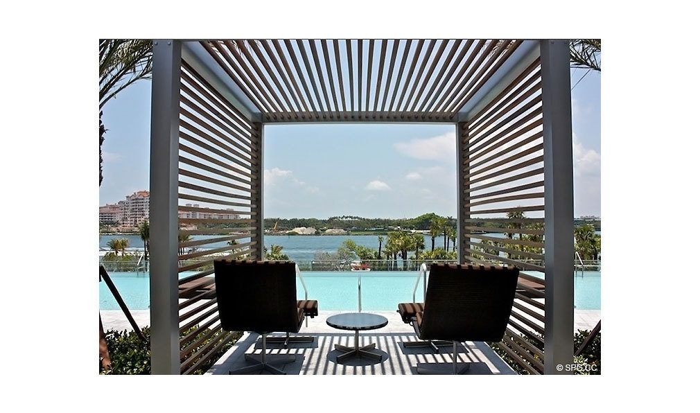 Cabanas at Apogee South Beach, Luxury Waterfront Condominiums Located at 800 South Pointe Dr, Miami Beach, FL 33139