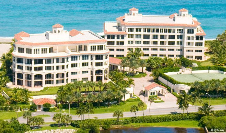 Bellaria, Luxury Oceanfront Condominiums Located at 3000 South Ocean Blvd, Palm Beach, FL 33480