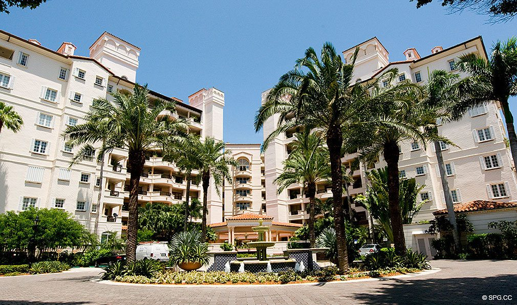 Oceanfront Condos on Fisher Island, Luxury Miami Real Estate Located at One Fisher Island Dr, Fisher Island, FL 33109