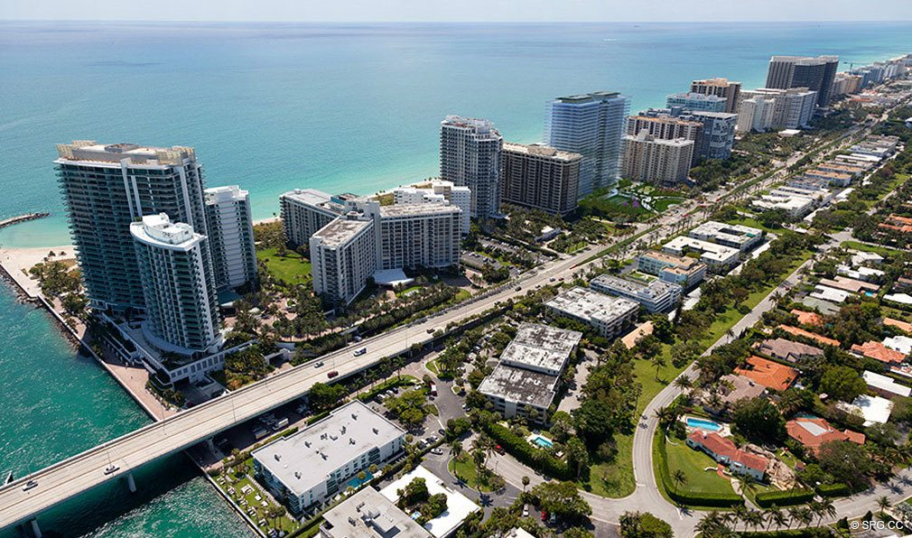 Prestigious Bal Harbour, Florida, Located on Miami Beach