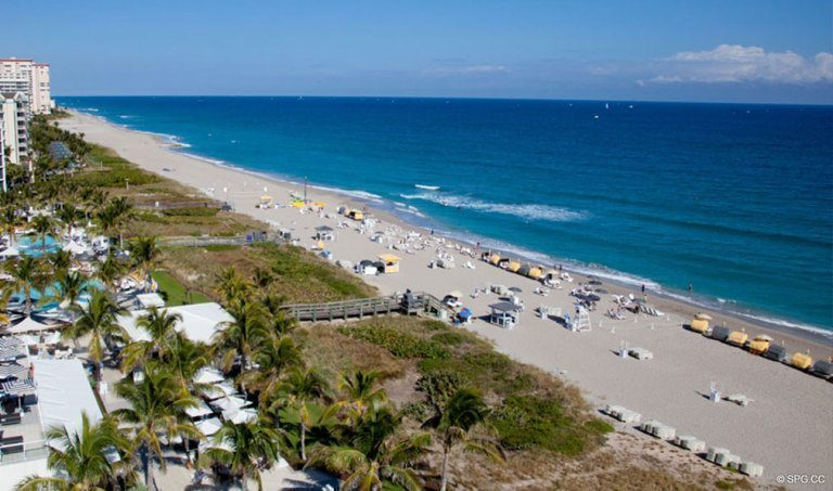 One Thousand Ocean Beach, Luxury Oceanfront Condominiums Located at 1000 S Ocean Blvd, Boca Raton, FL 33432