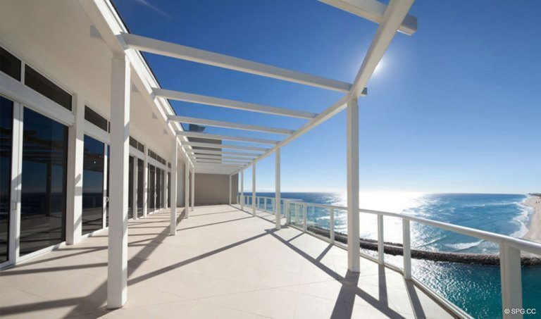 Terrace at One Thousand Ocean, Luxury Oceanfront Condominiums Located at 1000 S Ocean Blvd, Boca Raton, FL 33432