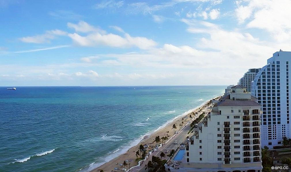 Paramount Ocean Views, Luxury Oceanfront Condominiums Located at 700 N Atlantic Blvd, Ft Lauderdale, FL 33304