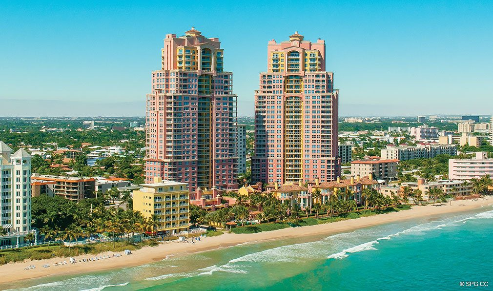 The Palms Fort Lauderdale, Luxury Oceanfront Condos at 2100-2110 N Ocean Blvd, Ft Lauderdale, FL 33305