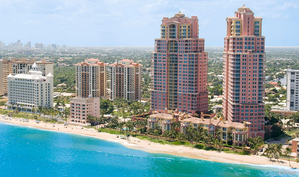 Palms Ft Lauderdale Condos, Luxury Condos at 2100-2110 N Ocean Blvd, Ft Lauderdale, FL 33305