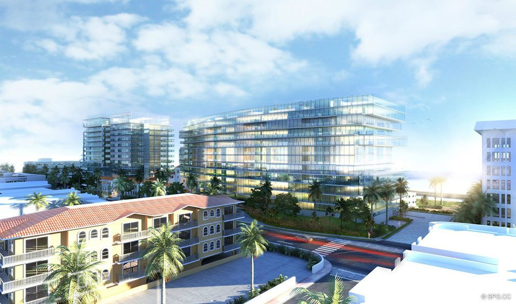The Surf Club, Luxury Oceanfront Condominiums Located at 9011 Collins Ave Surfside, FL 33154